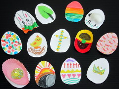 Easter Tree step 4