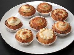 Mini Simnel Cakes step 8