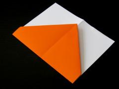 paper plane step 2