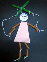 Puppet on a String step 6