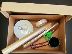 What you need for Solar oven